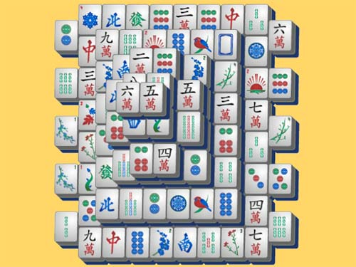 Play Teeth Mahjong